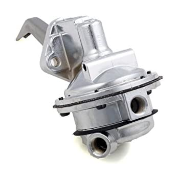 Quick Fuel Technology 30-350-1QFT Mechanical Fuel Pump 130 Shutoff Pressure 1//2 NPT Inlet//Outlet For Use w//Small Block Chevy Mechanical Fuel Pump GPH Flow Rate 12-16 psi
