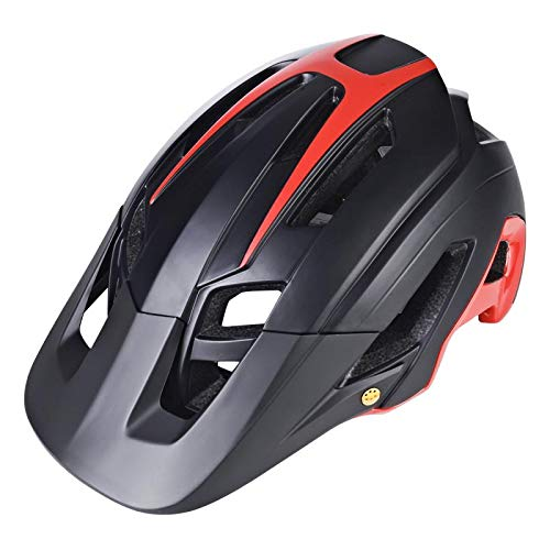 Bicycle Helmet, Comfortable Lightweight Breathable Bike Helmet Safety Protection Cycling Sports Headwear Helmets for Men Women Outdoor Sports