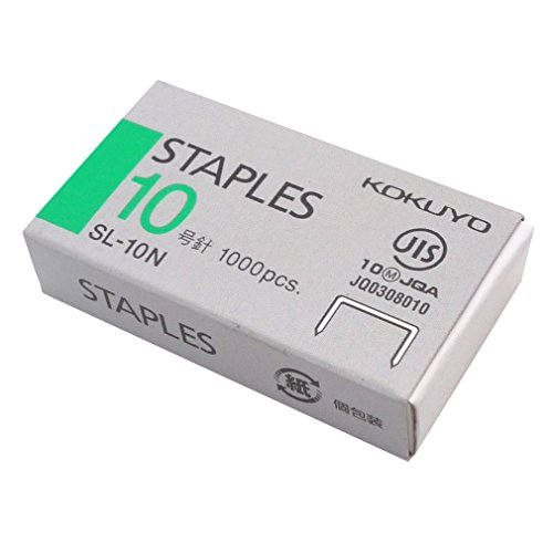 Kokuyo staples No. 10 needle 1000 pieces SL-10N