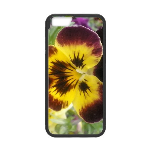"SYYCH Phone case Of Butterfly Flowers 1 Cover Case For iPhone 6 Plus (5.5"")"