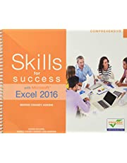 Skills for Success with Microsoft Excel 2016 Comprehensive