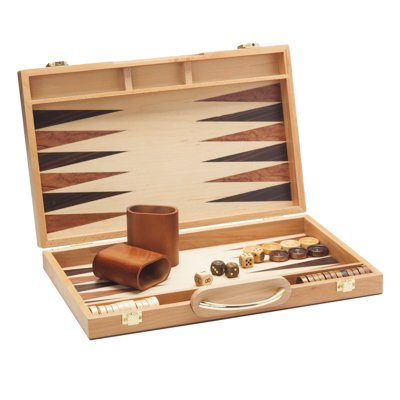 Camphor Backgammon - 15