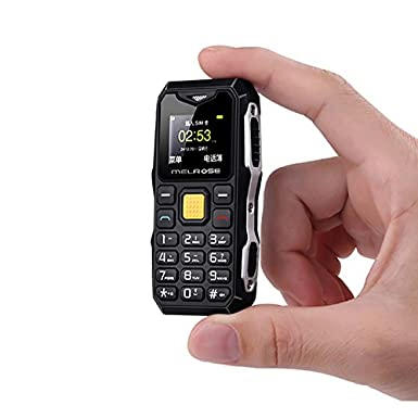 ab960a2789 Melrose S10 Long Standby Big Voice Flashlight FM Mini Small Size Pocket  Rugged mobile Phone