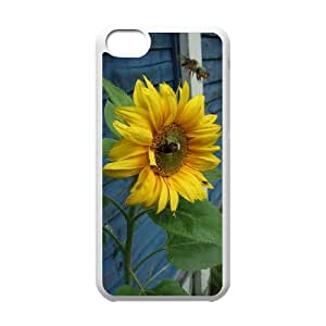 IPhone 5C Phone Case for Flowers pattern design