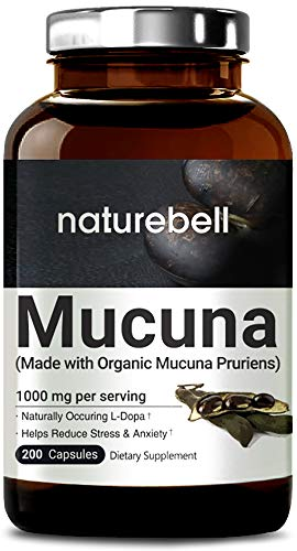 NatureBell Serving Capsules Contains Pruriens product image