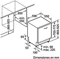 Balay 3VH385NA Totalmente integrado 14cubiertos A++ lavavajilla - Lavavajillas (Totalmente integrado, White,Not applicable, Tamaño completo (60 cm), ...