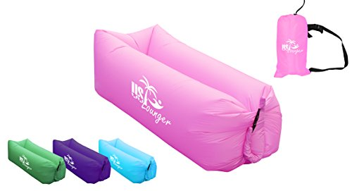 US Lounger Fast Inflatable