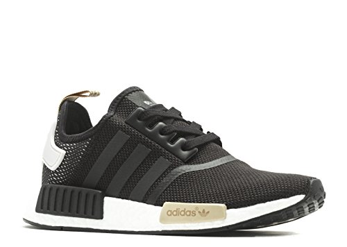 Adidas Originals Women S Nmd R1 Core Black Core Black Ice Purple