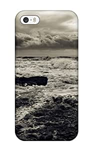 For Iphone Case, High Quality Seascape For Iphone 5/5s Cover Cases