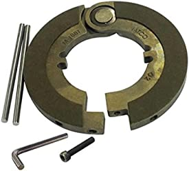 IATCO 107342-22-IAT 14 x 2 Stamped Steel Clutch Two-Plate, 3-Paddle // 8-Spring, 2500 Plate Load // 950 Torque, Includes Positive Separator Pin