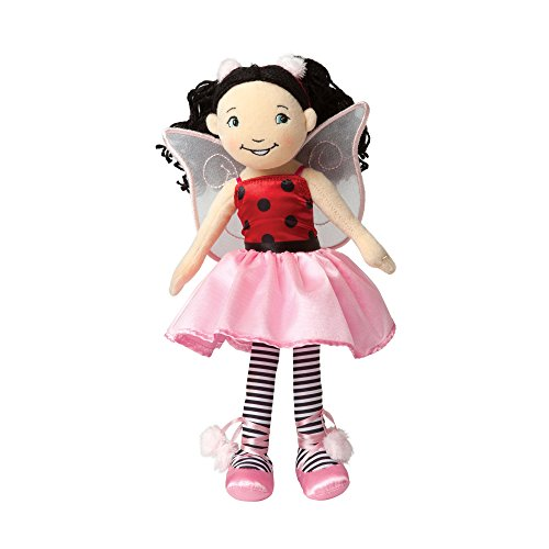 Manhattan Toy Groovy Girls Lacey Ladybug Ballerina Fashion Doll