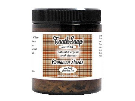 Tooth Soap® Cinnamon Shreds - Foods Whole Reading Glasses