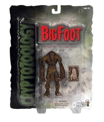 Big Foot - Cryptozoology