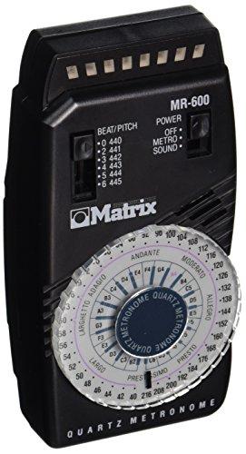 Matrix Tuner (MR600) - Tuner Quartz Guitar