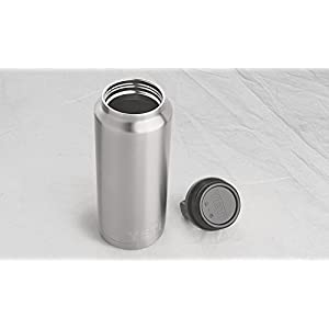 YETI Rambler 36 oz Stainless Steel Vacuum Insulated Bottle with Cap