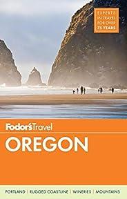 Fodor's Oregon (Full-color Travel Gu