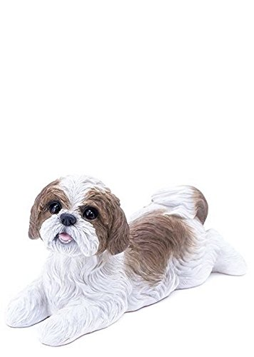 Hi-Line Gift Ltd. Dog - Shih Tzu Lying Down ()