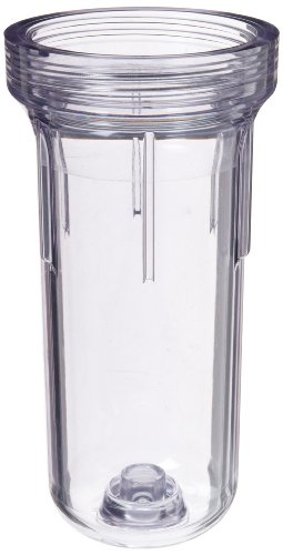 Clear Indoor Housing (Pentek 153128 #10 Standard Clear Sump)
