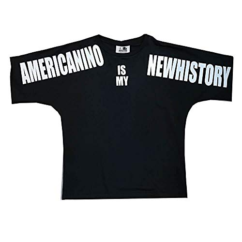 Americanino Americanino Amerw072 Shirt T Nero T tIxwxr5WqY