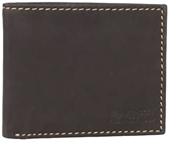 Kenneth Cole Reaction Men's Travel The World Broad St., Brown, One Size