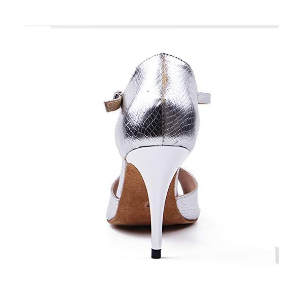 Syrads - Zapato fiesta plateado
