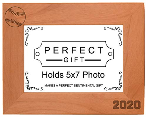 baseball picture frame 5x7 - 3