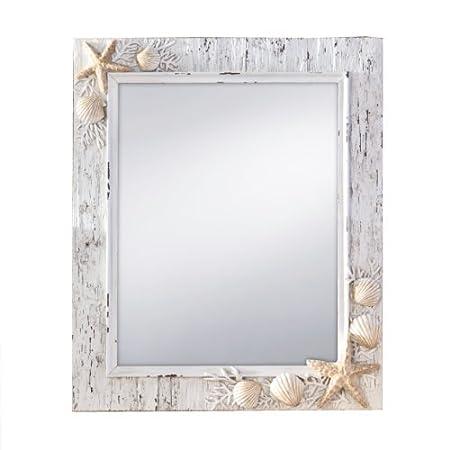 41pdMAxciIL._SS450_ Coastal Mirrors and Beach Themed Mirrors