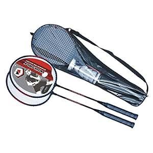 Winmax Practice Badminton racket, Black [2069]