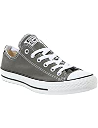 Chuck Taylor All Star Ox Charcoal(Size: 5 US Men's)
