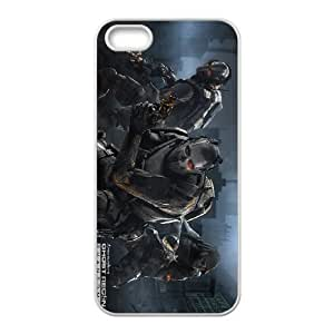 IPhone 5,5S Phone Case for Ghost pattern design GQ5G70820