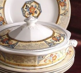 Wedgwood And Co Melody 990 9.75 Inch Soup plate by Melody - Melody Soup