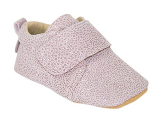 MOVE Prewalker Hausschuhe Baby - Zapatillas de casa Bebé-Niños Rosa - Pink (Wild Rose509)