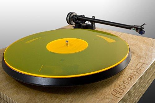 Acrylic Turntable Mat | YellowLine | LP Slipmat Made in USA