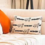 Personalized Pillow Case Akbash Dog Breed Style A Polyester Pillow Cover 20INx28IN Design Only Set of 2 14
