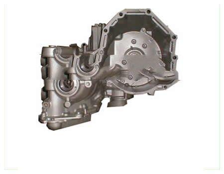 (AXOD Transmission Ford 2WD Remanufactured Monster Transmission)