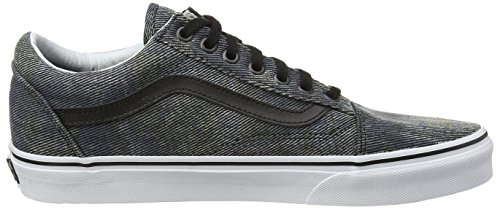 Taille Old Skool Marron Unique Navy U Black Basses Denim Vans Adulte Noir Baskets Mixte Acid 8q5SxWEAw