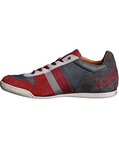 Pantofola d'Oro - Zapatillas para hombre Rojo rojo 41