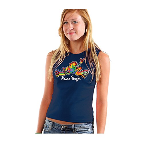 peace-frogs-womens-retro-tank-top