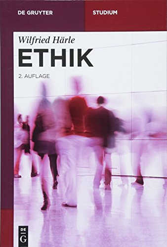 Ethik (De Gruyter Studium)  [Harle, Wilfried] (Tapa Blanda)