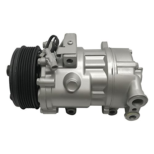 (RYC Remanufactured AC Compressor and A/C Clutch FG282)