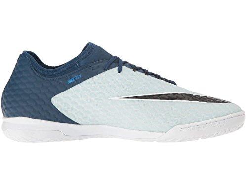 Nike Herren Hypervenomx Finale II IC Fußballschuhe Blau (Photo Blue/Black-Blue Tint-White-White)