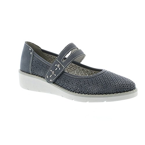 Softline Soft Line 24662-20 - 846 Jeans (blue) Zapatos De Mujer
