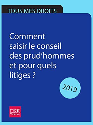 2e80f7a601e Comment saisir le conseil des prud hommes et pour quels litiges   2018  (French