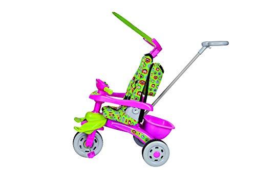 Trike Mônica Magic Toys Rosa