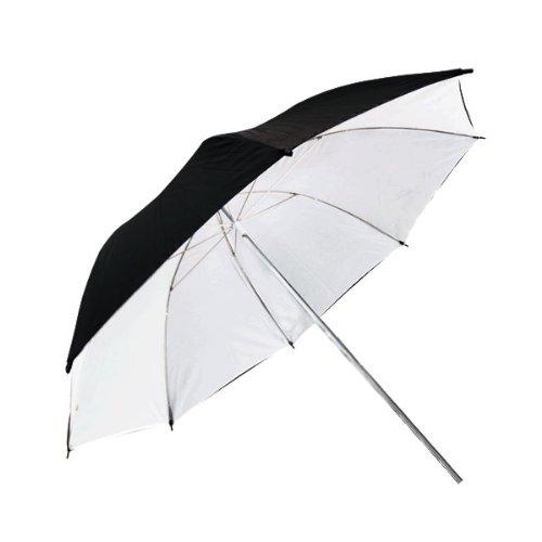 LimoStudio Photography Video 40'' Double Layered Black & White Photo Studio Reflective umbrella by LimoStudio