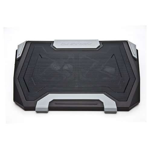 CM Storm SF-19 Gaming Laptop Cooling Pad with Two 140mm Turbine Fans (SGA-4000-KKNF1)