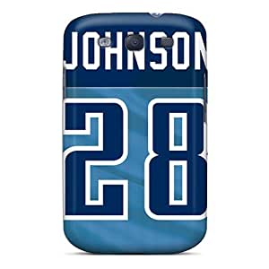AKEvJPB5130cUdvt Tennessee Titans Fashion Tpu S3 Case Cover For Galaxy