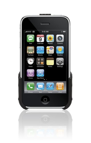 Griffin Technology Elan Clip for iPhone 3G/3GS (Black) ()