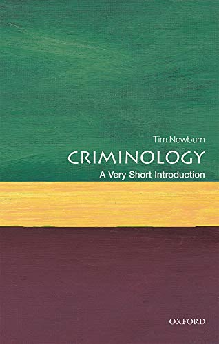 Top 8 oxford very short introduction criminology