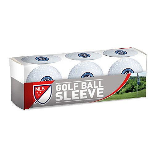 New York City FC Golf Balls - 3 pc sleeve by WinCraft